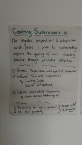 Pathfinder: Day 1 - Coaching Supervision